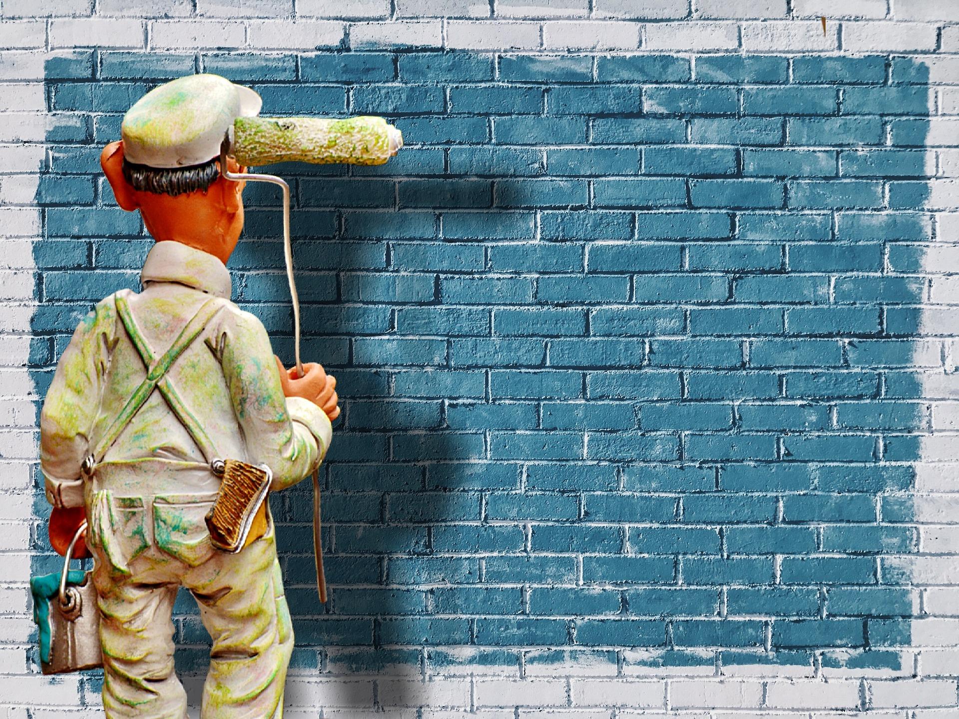 fasadmålning